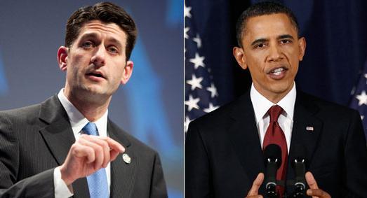 Obama Vs. Ryan