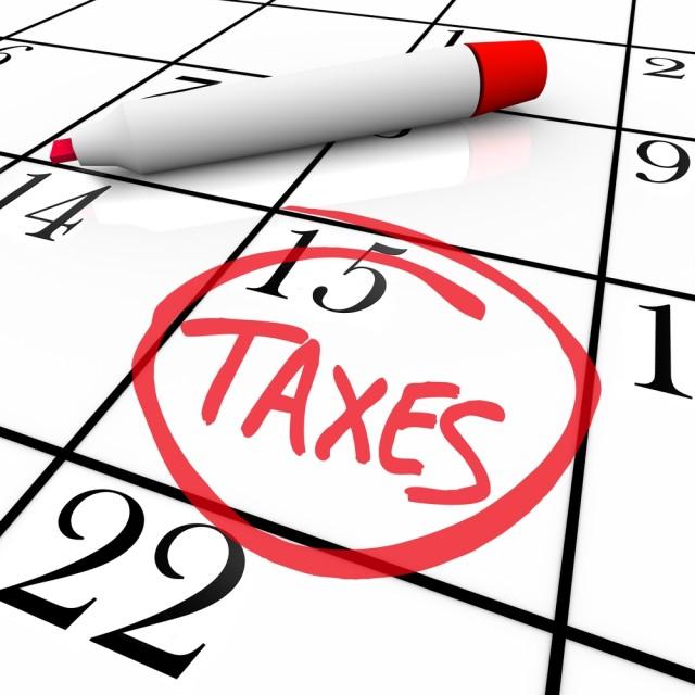 taxes due2
